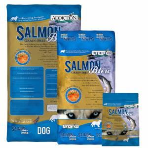 Addiction Salmon Bleu Grain Free Dry Dog Food-(ADF005)