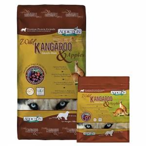 Addiction Wild Kangaroo & Apples Grain-Free Dry Dog Food-(ADF007)