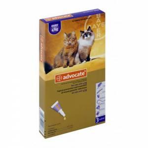 Advocate (Advantage Multi) Flea & Heartworm Spot-on For Cats & Kittens-(ADVO)