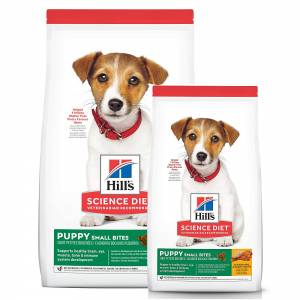 Hills Science Diet Puppy Healthy Development Small Bites - Dry Dog Food-(ps)