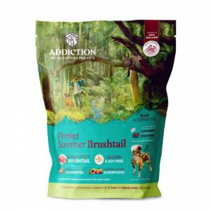 Addiction Perfect Summer Brushtail Grain-Free Dry Dog Food-(PSBGF)
