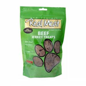 Real Meat All Natural Beef Jerky Treats For Dogs-(RM002)