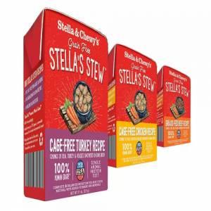 Stella & Chewy's Stella's Stew Wet Dog Food-(D105-07-G00011)