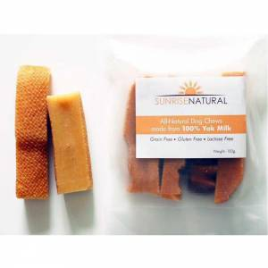 Sunrise Natural Yak Milk Dog Chews-(SunriseChews)