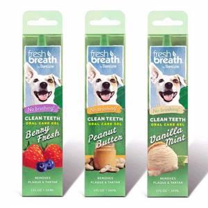 Tropiclean Clean Teeth Oral Care Gel For Dogs-(TropGel)