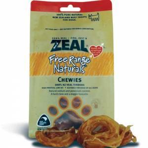 Zeal Free Range Naturals Dried Chewies - Dog Treats-(ZCHEWIES001)