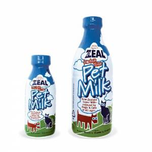Zeal Pet Milk For Dogs & Cats-(ZPM)